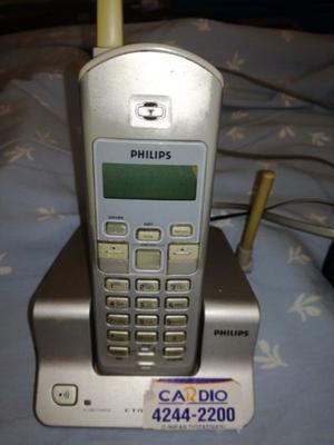 Liquido Telefono Inalambrico Phillips Lomas De Zamora