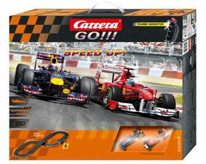 Pista Scalextric Carrera Go - Speed Up - Formula 1 Original