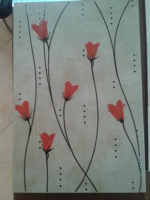 Revestimiento Ceramica Tulipan 30x45 Diferentes Colores