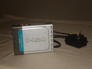 Router D-link Di 604 usado muy buen estado
