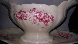 Salsera de Porcelana Origen Holanda