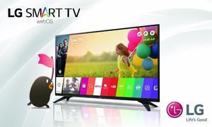 Tv Led 49 Lg 49lh - Smart, Fhd, Wifi, Graba - La Plata!