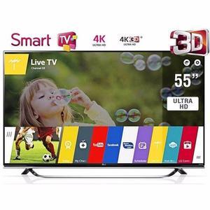 Tv Led 4k 55 Lg 55ufd, Smart, Ultra Slim, Time Mach