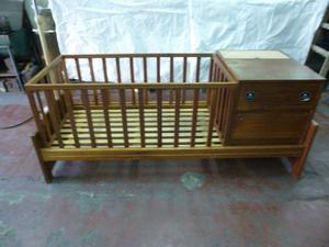 1 cama funcional.