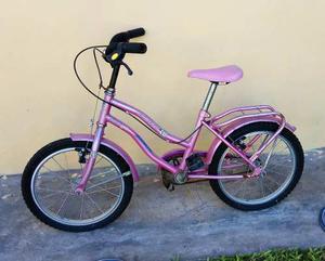 Bicicleta Rodado 16 Para Nena Niña