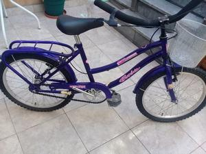 Bicicleta rodado 20 de paseo full nueva