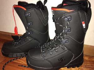 Botas De Snowboard Dc Rogan Nuevas!