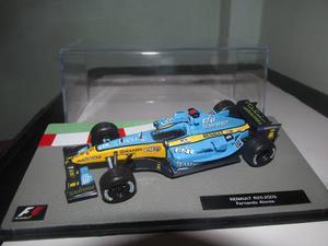 Formula 1 Renault R25 Alonso 1/43