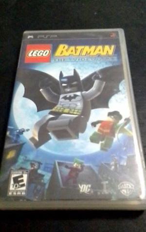 LEGO - Batman The Videogame para PSP