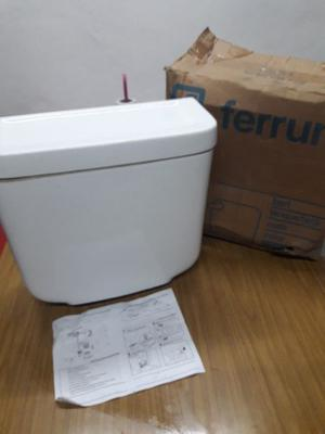Deposito mochila de inodoro ferrum bari de apoyo posot class for Repuestos para mochila de inodoro ferrum