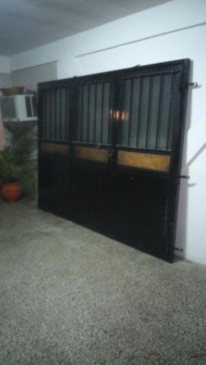 Porton de garage