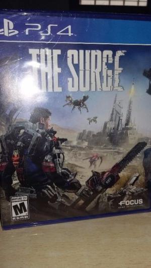 The Surge Juegos Ps4 Nuevos Sellados