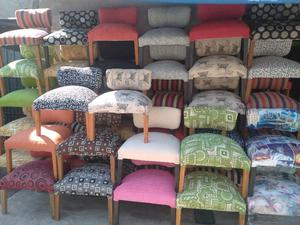 silla matera tapizada