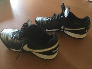 Botines nuevos tiempo Nike
