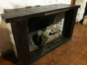 Hogar Para Calefaccion A Gas Natural