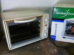 Horno electrico 19 lts tuesta y cocina con timer
