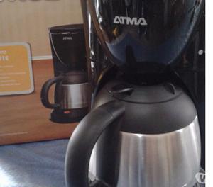 Vendo cafetera Atma,nueva,1 sola vez de uso