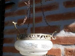 vendo lampara de estilo