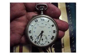 Antiguo Reloj De Bolsillo ¨exactus¨suizo¨