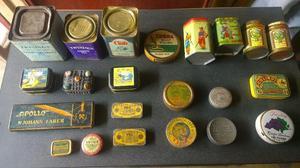 Colección cajitas de fósforo