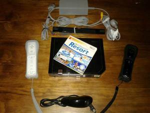 Nintendo Wii Slim Black