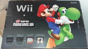 Nintendo Wii Slim Mario Bros Completísima