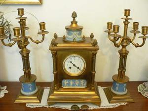 Reloj Chimenea De Mesa
