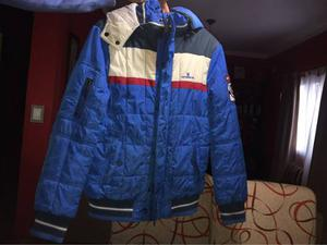Vendo Campera Kevingston Kids Talle 18 Excelente Estado!!