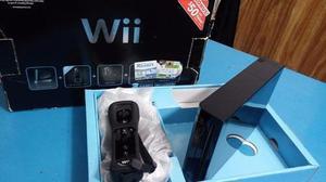 Vendo Nintendo Wii Negra $ San Pedro (buenos Aires)