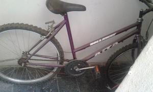 Bicicleta mujer rodado 26 AITA
