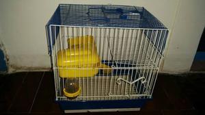 Jaula, Hamstera Para Roedores Jerbos Hamsters Envio Gratis