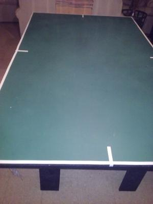 Mesa De Pool Y Ping Pong