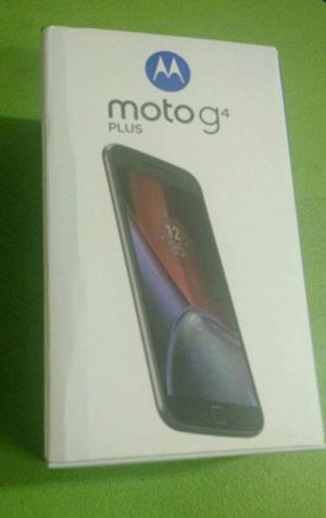 Moto g cuarta generación plus libre nuevo