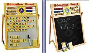Pizarra Dual Didactica Desarrollo Inteligencia Niños..ofert