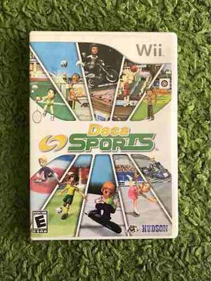 Juego Original Nintendo Decasports Nintendo Wii