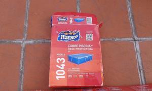 Plieta Pelopincho y Bomba filtro Intex