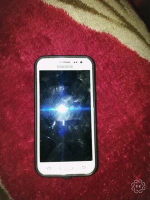 Samsung galaxy j2 4g para claro con funda y film protector