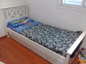 vendo cama de 1 plaza estilo romana