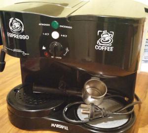 Cafetera espresso Marshall