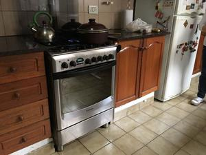 Vendo horno de fundici n a gas c boedo posot class for Cocina gas horno electrico