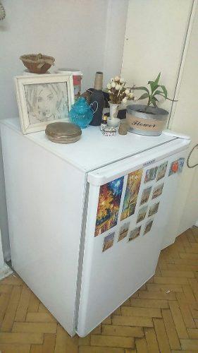 Heladera Frigobar Bajo Mesada Minibar C/congelador