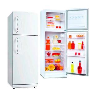 Heladera Patrick Hpk135 Blanca - C/freezer 265 Lts Outlet !
