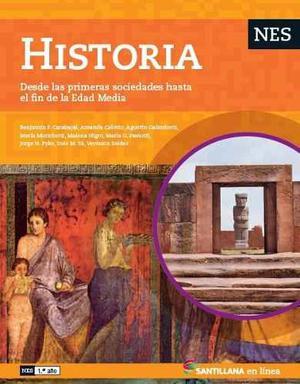 Historia - Nes - Santillana En Linea