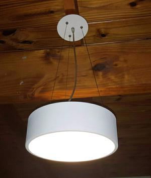 Lámpara colgante redonda