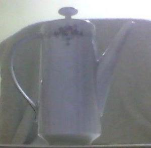 Tsuji Porcelana Cafetera Azucarera Lechera Posillos Juego