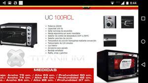 Vendo Horno Electrico Ultracomb