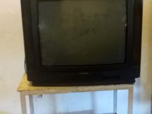 vendo dos televisores philcos a buen precio en buen estado.