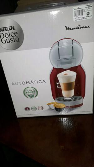 Cafetera Nescafe expreso