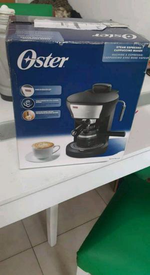 Cafetera oster  espresso,capuchino,vapor