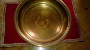 Fuente de bronce
